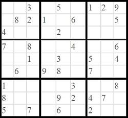 plansza sudoku